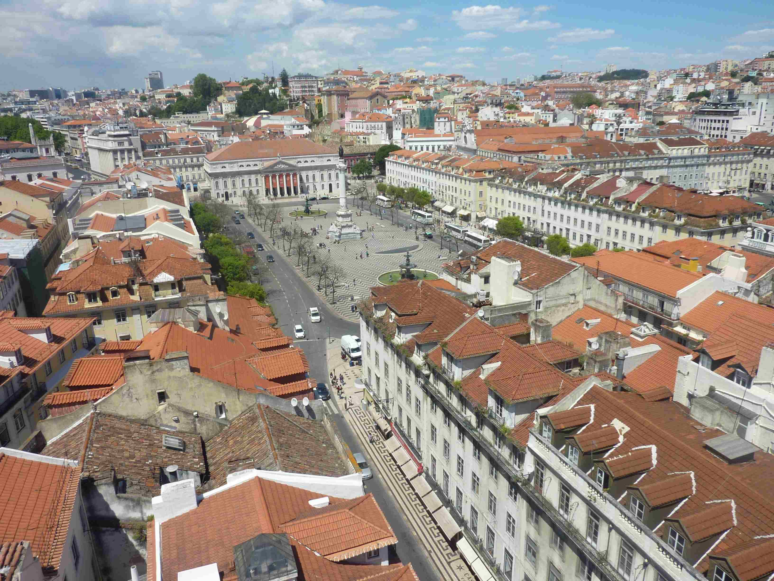 Lissabon, Portugal Rundreise mit Kind